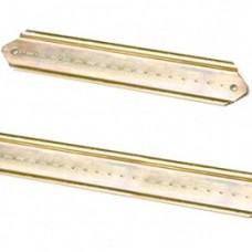 DIN-рейка диагональна  (код коробки 65303)