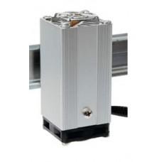 Компактный обогреватель с кабелем и вентилятором, P=100W