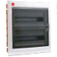 Щиток встраив. с дверцей 36 мод., IP 40, белый