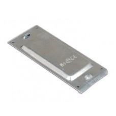 Пластина защитная IP44 осн.150 (мет.)