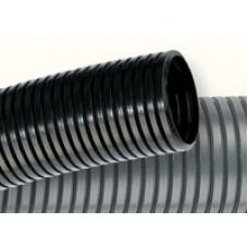 Гофрированная труба д.10 мм, из нераспространяющего горение полиамида